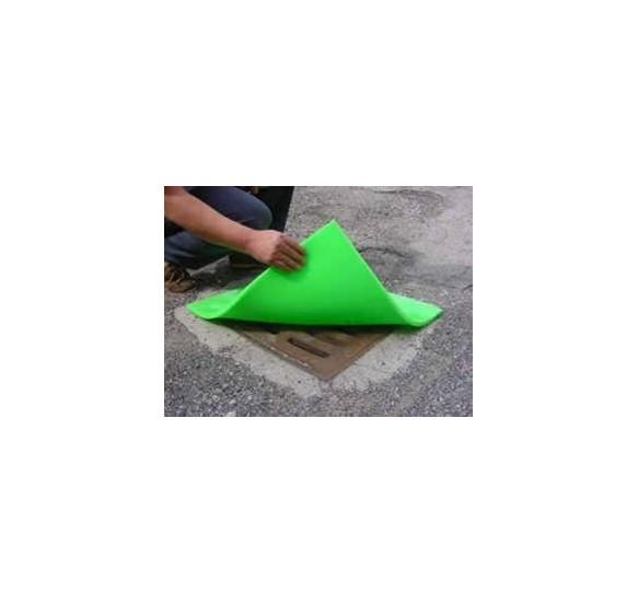 Lámina de obturación PLASTIC PLAC. Bicapa 60x60cm