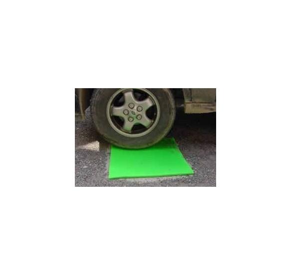 Lámina de obturación PLASTIC PLAC. Bicapa 120x120cm