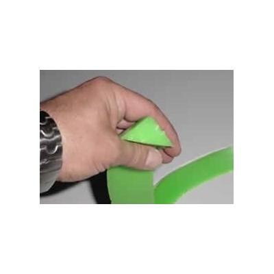 Barrera de protección flexible poliuretano de 3 m
