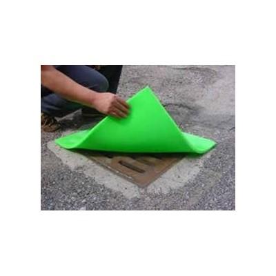 Lamina de obturación PLASTIC PLAC. Bicapa 60x60cm