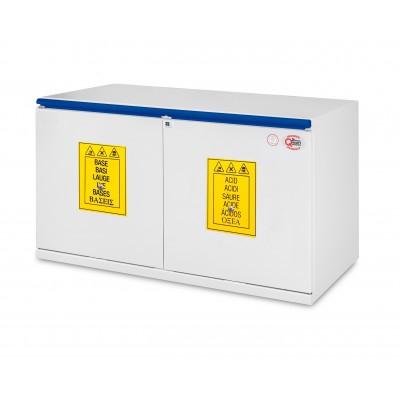 Armarios para ácidos y bases línea WOODLINE ECO12B