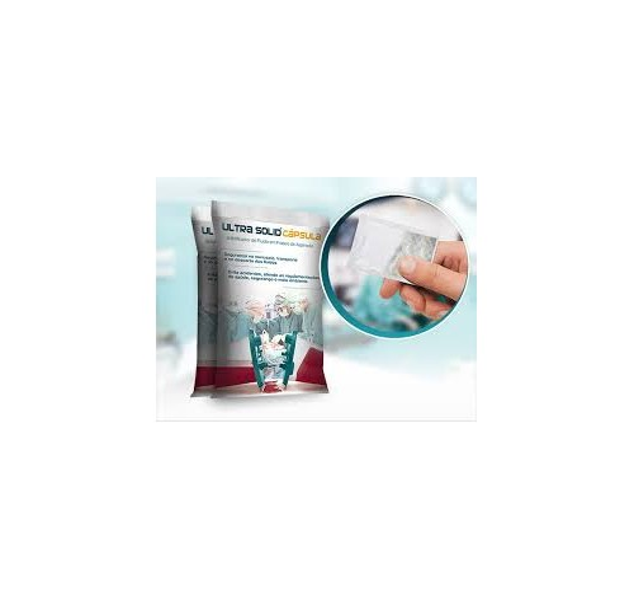 Ultrasolid - Solidificador liquidos corporales en frascos