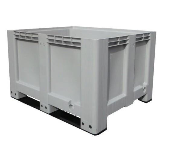 Caja PEAD de 610 litros - 2 traviesas