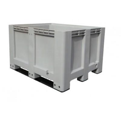Caja de almacenamiento de Poli Etileno de Alta Densidad (PEAD) de 610 litros