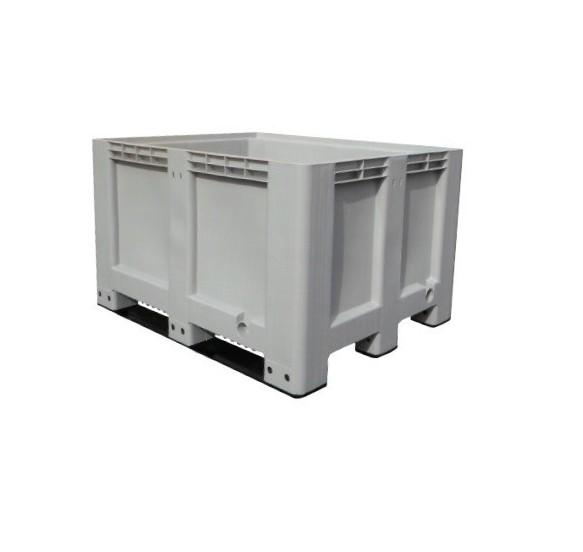 Caja PEAD de 610 litros - 3 traviesas