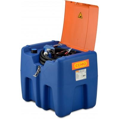 Blue-Mobil Easy 200 l con bomba eléctrica 12V y surtidor automático