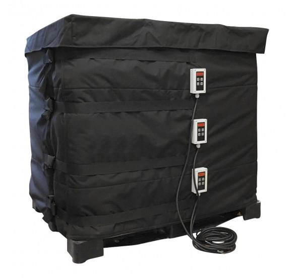 Calentador eléctrico para bidones 0-90°C