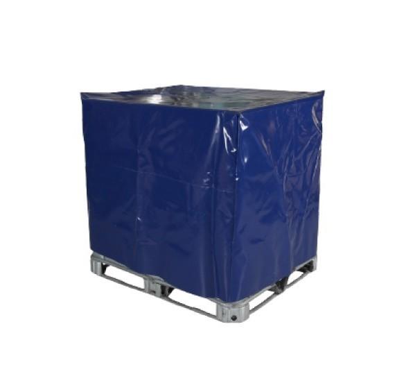 Manta térmica impermeable en PVC para GRG