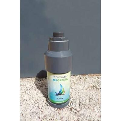Filtración de hidrocarburos en aguas de lluvia de 3 a 1.500l/min