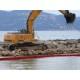 Barrera para Trabajos Marítimos