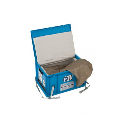 Caja de seguridad para baterías de Litio