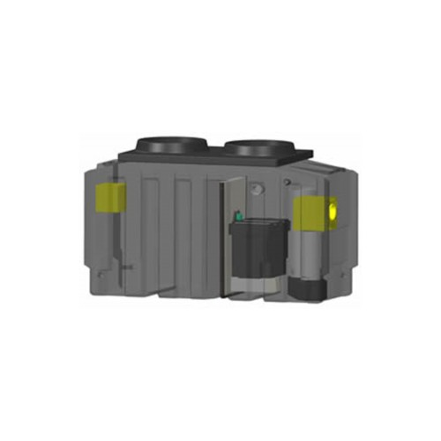 Separador Hidrocarburos 3 l/s
