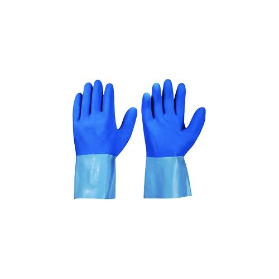 Guante de protección fabricado en PVC
