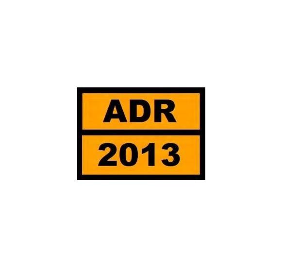 Kit ADR para el transporte de mercancías peligrosas por