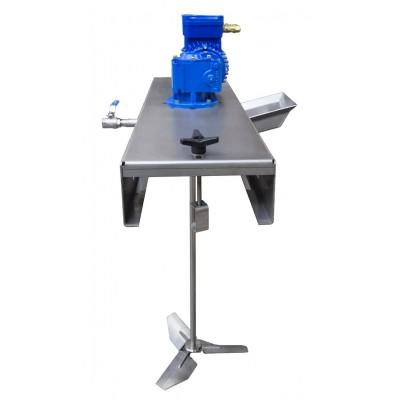 Agitadores para IBC - 200RPM y 0,55kW