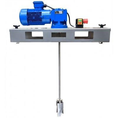 Agitadores para IBC - 3.000RPM y 1,5kW (sólido+líquido)