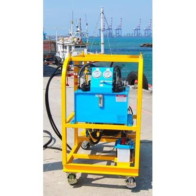 Central hidráulica 25 HP diésel