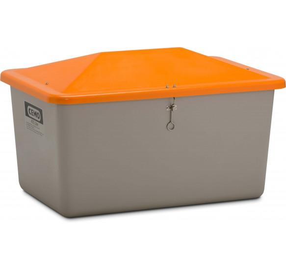 Cajas de almacenamiento de fibra de vidrio 400 litros