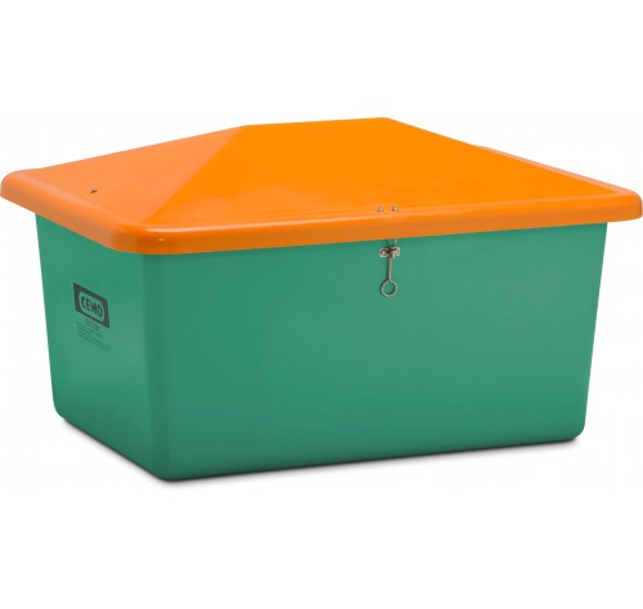 Cajas de almacenamiento de fibra de vidrio 550 litros