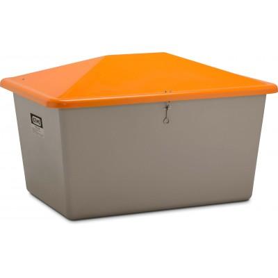Cajas de almacenamiento de fibra de vidrio 1.100 litros