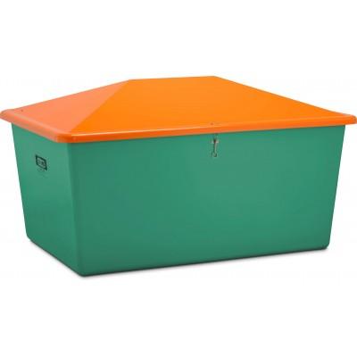 Cajas de almacenamiento de fibra de vidrio 2.200 litros