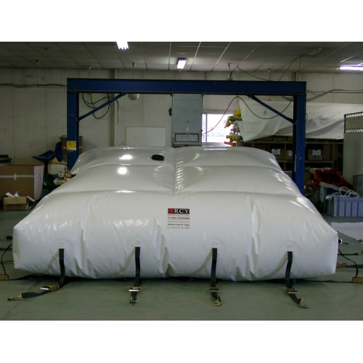 Cisternas flexibles transportable en remolques
