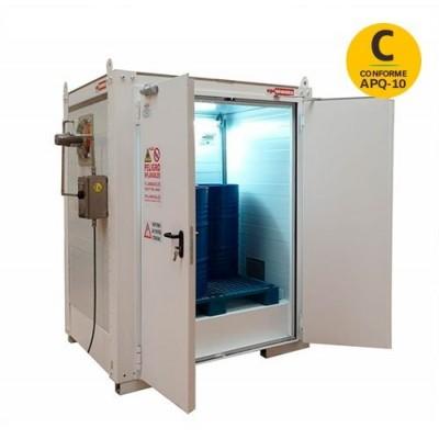 Contenedor modular REI120 para GRG y bidones