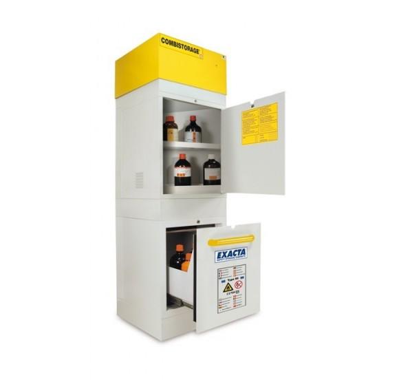 Combistorage 2 compartimentos sin extracción tipo 90' cajón extraible
