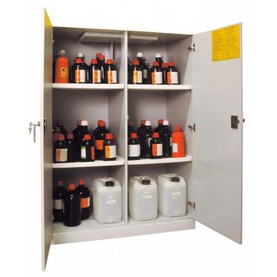 Armarios para ácidos y bases línea WOODLINE ECO12