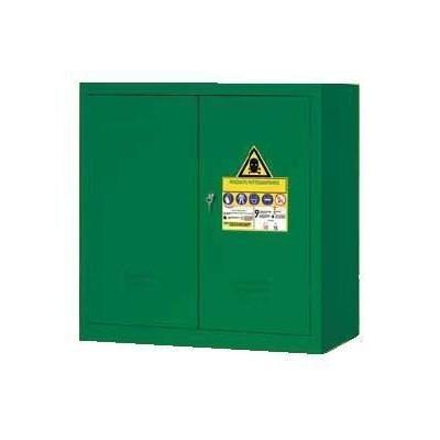 Armarios para productos fitosanitarios y pesticidas - SERIE PHITO 90/50V Color Verde