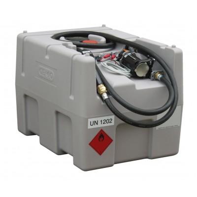 DT-Mobil Easy 125 l con Bomba eléctrica 12 V, 25 l/min y Pistola Automática