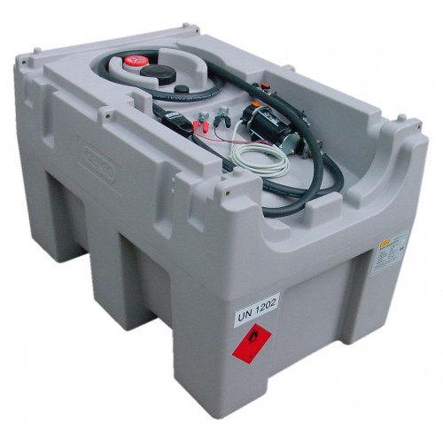 DT-Mobil Easy 430 l avec pompe électrique 24 V, 40 l/minet pistolet automatique
