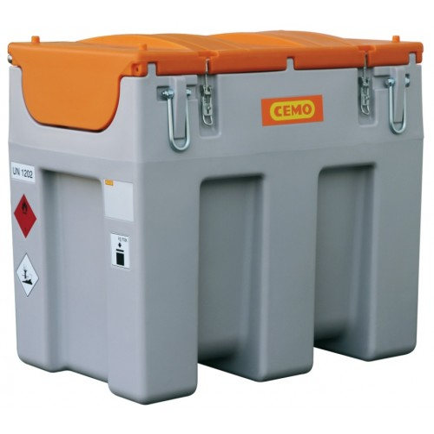 Tapa naranja para surtidores de 430 y 600l