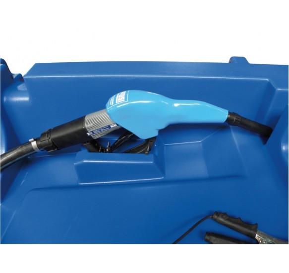 Blue-Mobil Easy 125 l con bomba eléctrica 12V