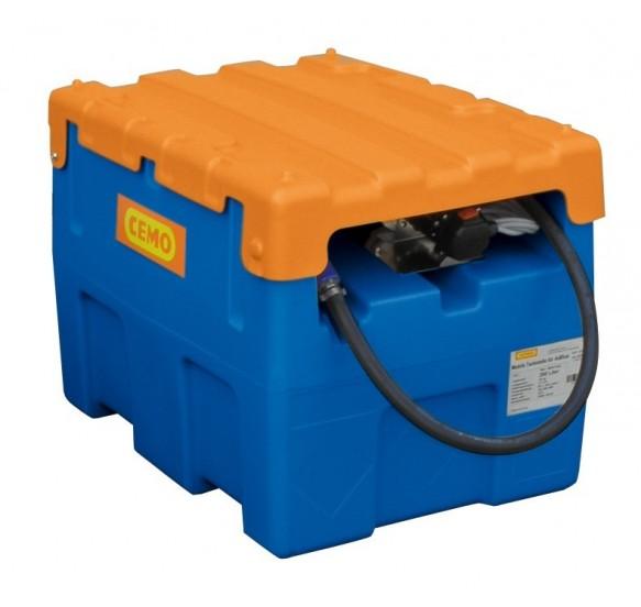 Blue-Mobil Easy 200 l con bomba eléctrica 24V y surtidor automático