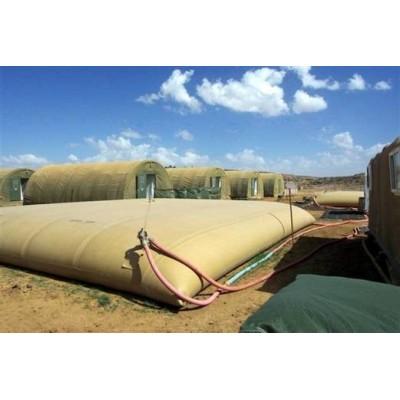 Cisterna para químicos e hidrocarburos color gris de 5m3 con equipos estándares (ver catálogo)