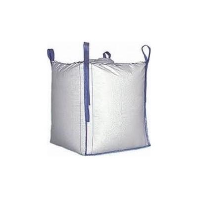Big Bag de 1 m3 con camisa, fondo plano y forro interior