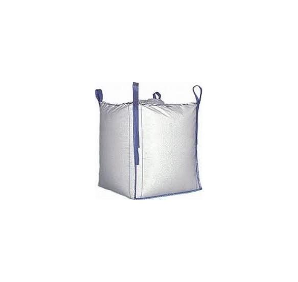 Big Bag de 2 m3 con camisa, válvula de descarga y forro interior (homologado 1.200 kg)