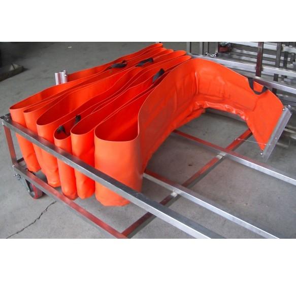Barreras FENCE de cerco plano 730 mm