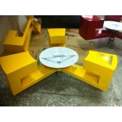 Skimmer tipo Rebosadero de 10m3/h