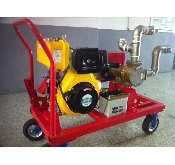 Power pack con Bomba Hidráulica integrada de 15 m3/h