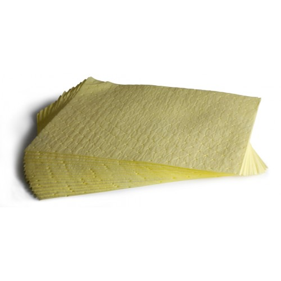 Absorbentes Industriales CLASIC QUIMICO. Buen rendimiento y rápida absorción. Caja de 200 hojas