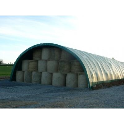 Túnel para uso agrícola (paja, animales,...)