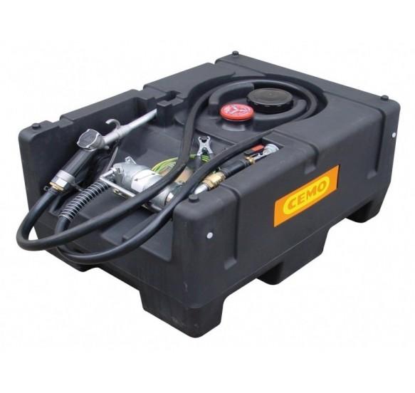 KS-Mobil Easy PE 120 l con bomba eléctrica 12V, 40l/min ATEX