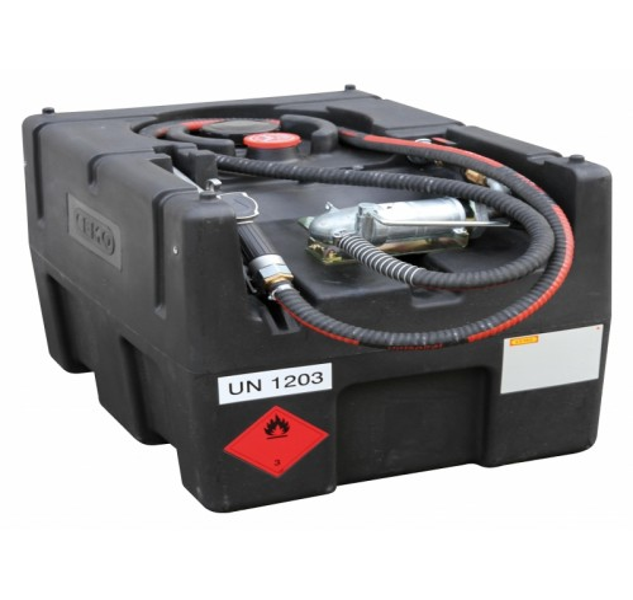 KS-Mobil Easy PE 190 l con bomba eléctrica 12V, 40l/min ATEX