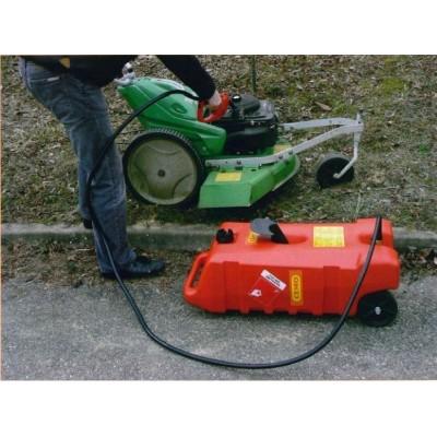 Surtidor Móvil para Gasolina tipo Carro 53 litros