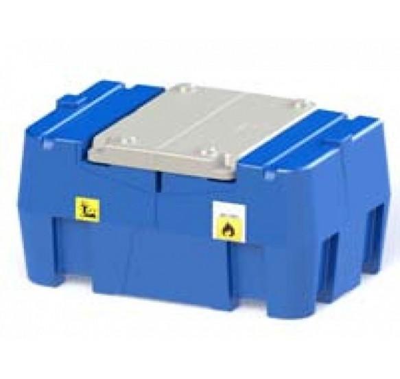 Surtidores para gasoil 440l con Bomba eléctrica 12 V, 40 l/min y Pistola Automática