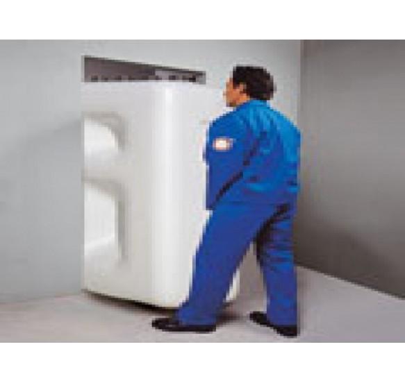 Depósito PE de pared simple estrecho 700 litros