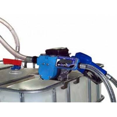 Sistema de Bombeo AdBlue - 230V con caudalimetro digital y pistola automatica