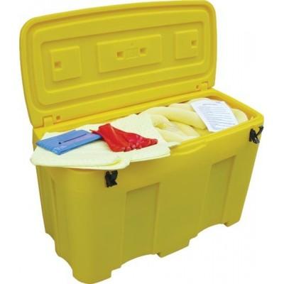 350 LITROS - Caixa PEHD com rodas opcionais